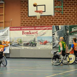 Rollstuhlclub Basketball Impressionen 01