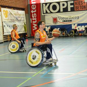 Rollstuhlclub Basketball Impressionen 02