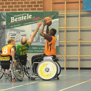 Rollstuhlclub Basketball Impressionen 03