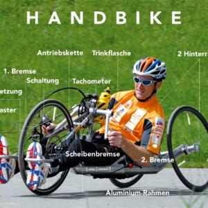 Rollstuhlclub Handbike Impressionen 01