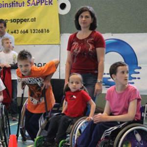 Rollstuhlclub Kindergruppe Impressionen 02