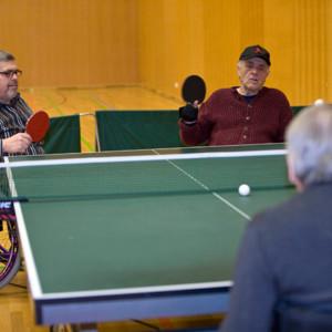 Rollstuhlclub Tischtennis Impressionen 01