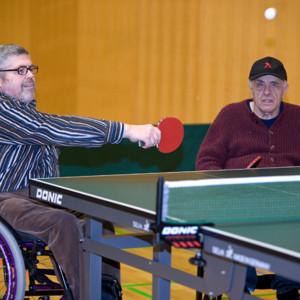 Rollstuhlclub Tischtennis Impressionen 02
