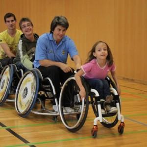 Rollstuhlclub Tischtennis Impressionen 03