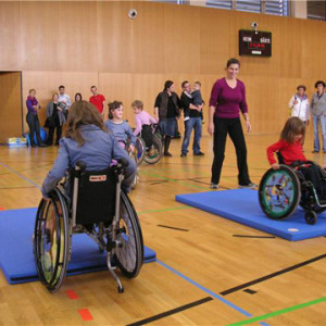 Rollstuhlclub Tischtennis Impressionen 05