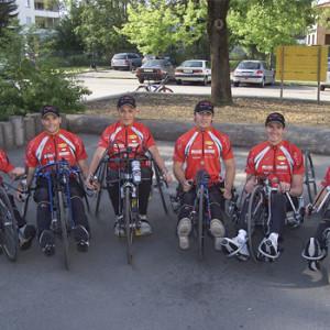 Rollstuhltour 2003 01