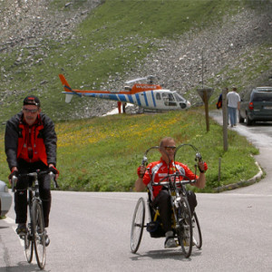 Rollstuhltour 2003 07