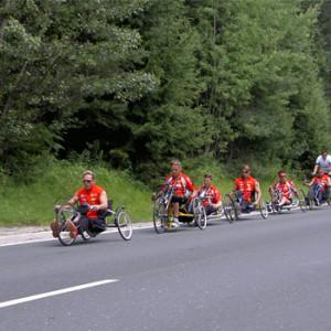Rollstuhltour 2003 08