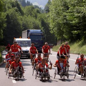Rollstuhltour 2003 09