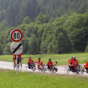 Rollstuhltour 2003 11