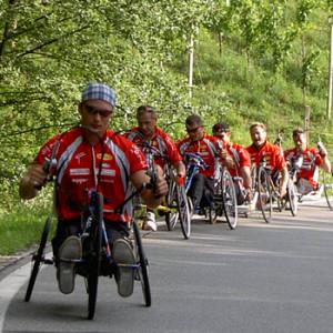 Rollstuhltour 2003 13