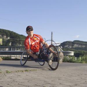 Rollstuhltour 2003 14