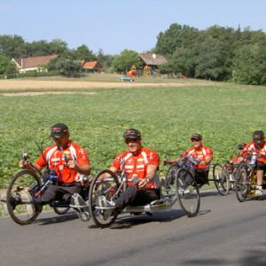 Rollstuhltour 2003 21
