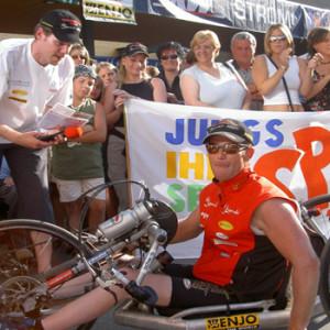 Rollstuhltour 2003 25