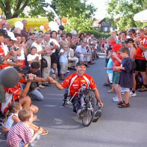 Rollstuhltour 2003 26