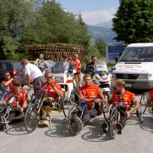 Rollstuhltour 2003 28