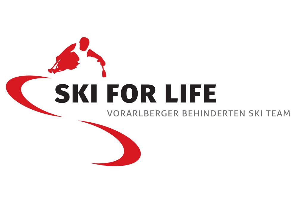 Logo Ski For Life