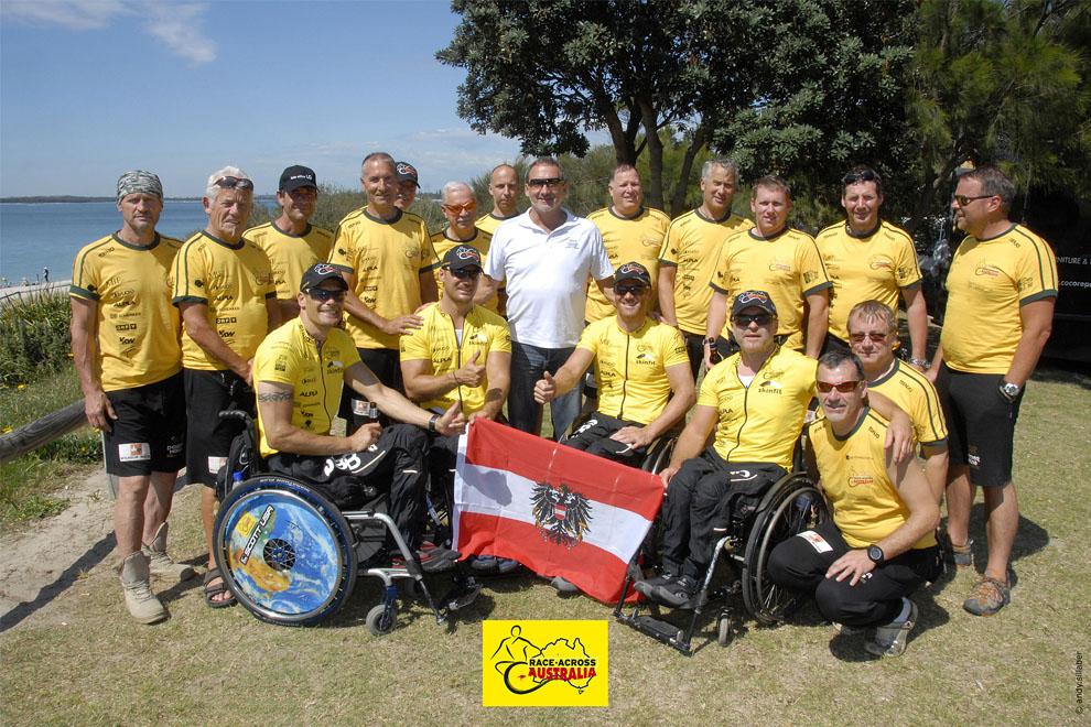 Race Across Australia 2010
