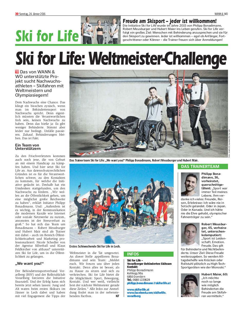 WAWO Ski For Life 240116
