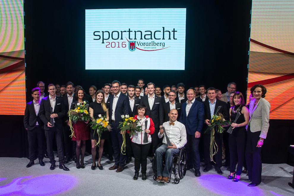 RCV Sportnacht 2016 Flax