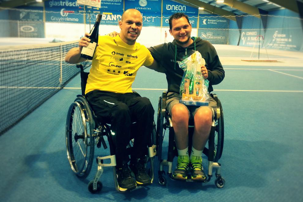 RCV Flax Husser Bulle Indoors 2016 Turniersieg