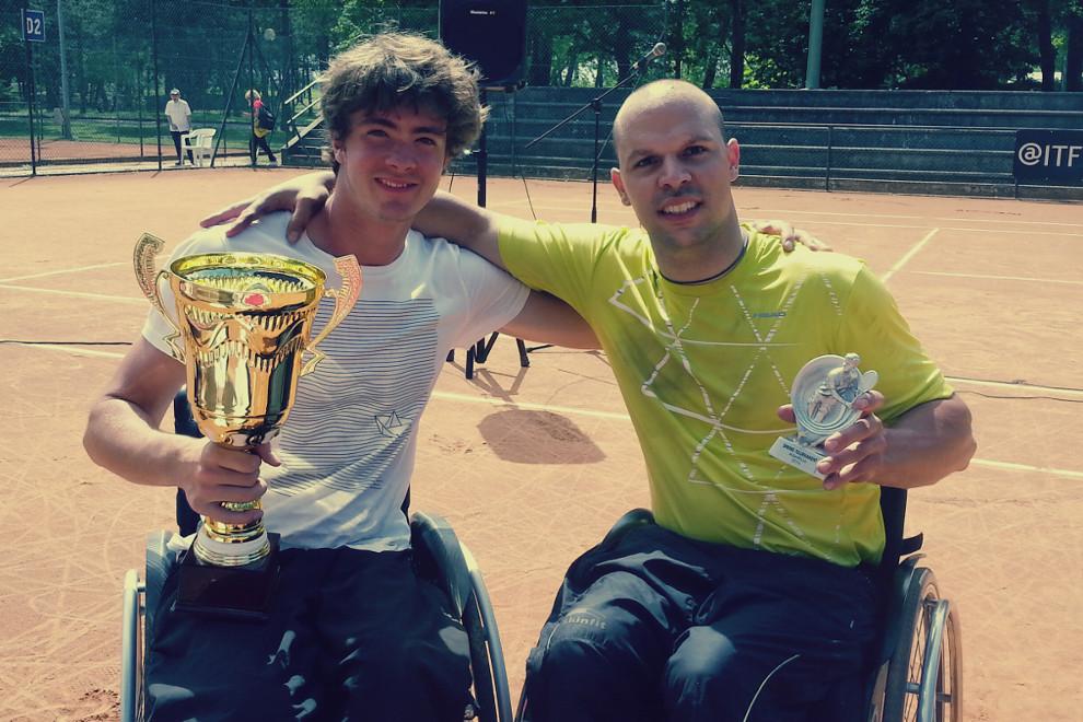 Starkes Doppelfinale In Albarella