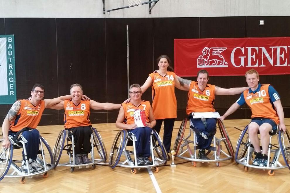 Sieg Und Niederlage Für Basketballteam