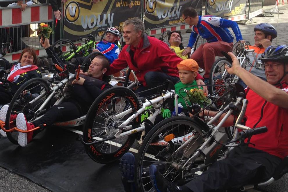 Hp Rcv Handbike Maxi Ellwangen 2016