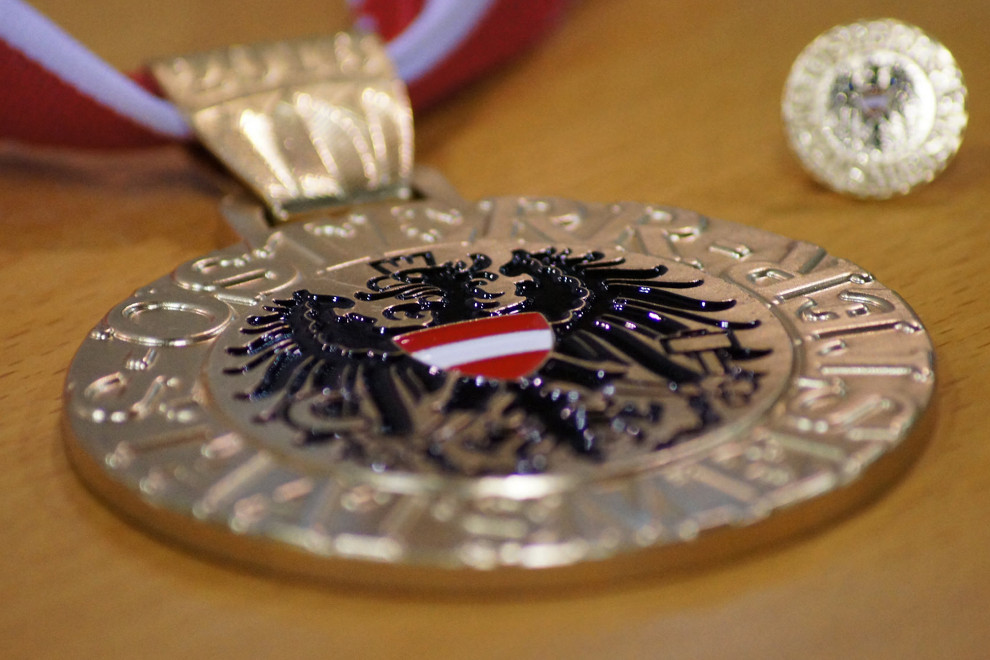Hp Rcv Oem Medaille Gold