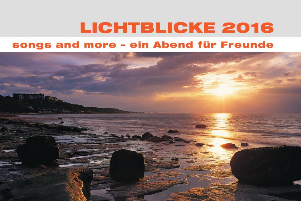 Lichtblicke 2016