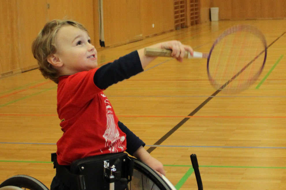 Hp Rcv Kindertraining Rollstuhl
