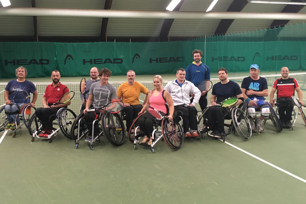 Hp Rcv Tennis Flax Training Wien 2017