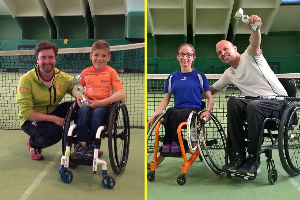 Hp Rcv Oem Rollstuhltennis 2017 Schwaz Kids