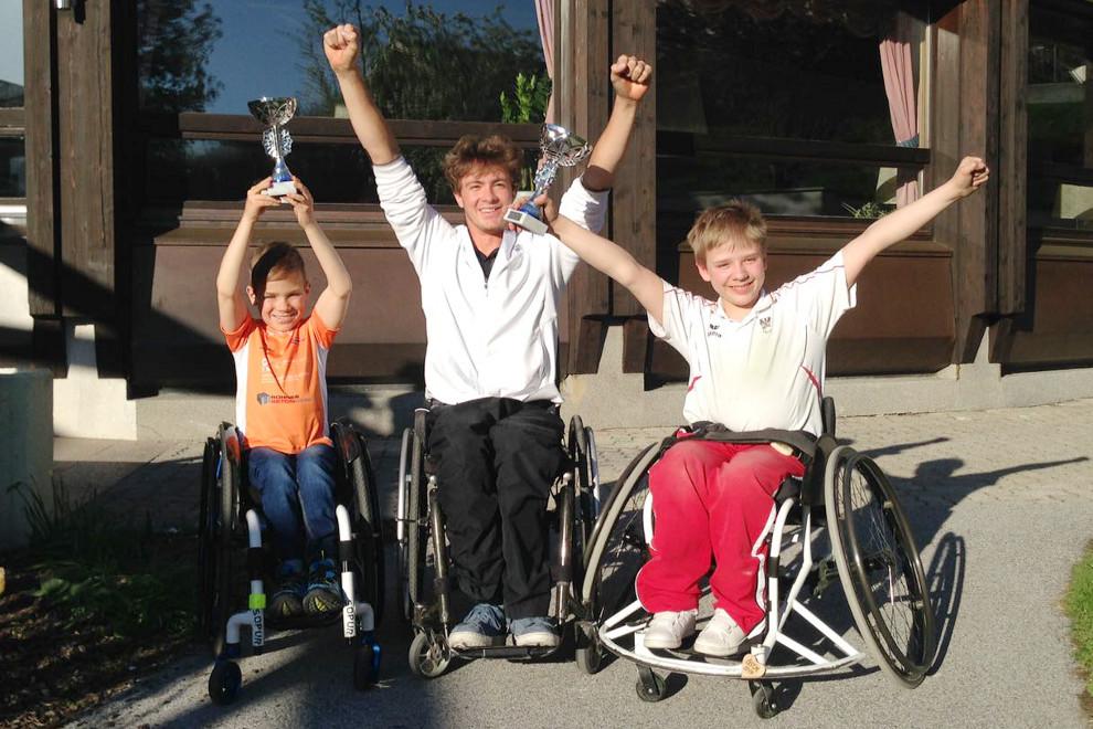 Hp Rcv Oem Rollstuhltennis 2017 Schwaz Kids2