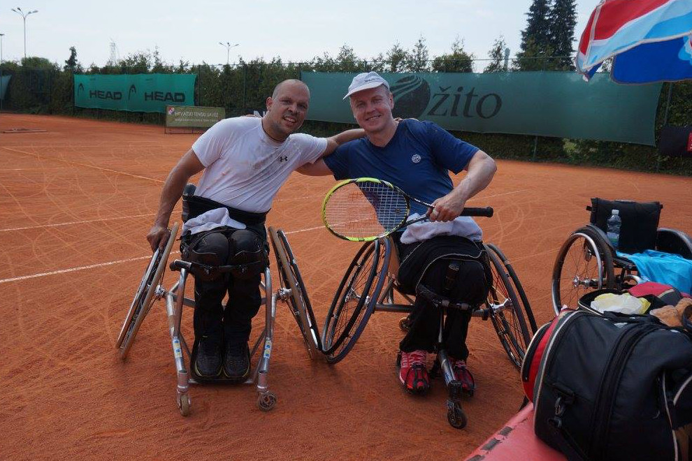 Rcv Rollstuhltennis Sirius Open Zagreb 2017 Flax