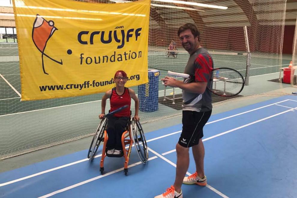 Rcv Rollstuhltennis Martina Camp Itf 1