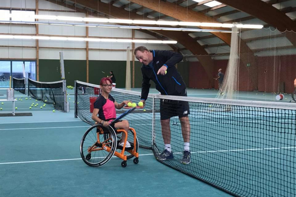 Rcv Rollstuhltennis Martina Camp Itf 2