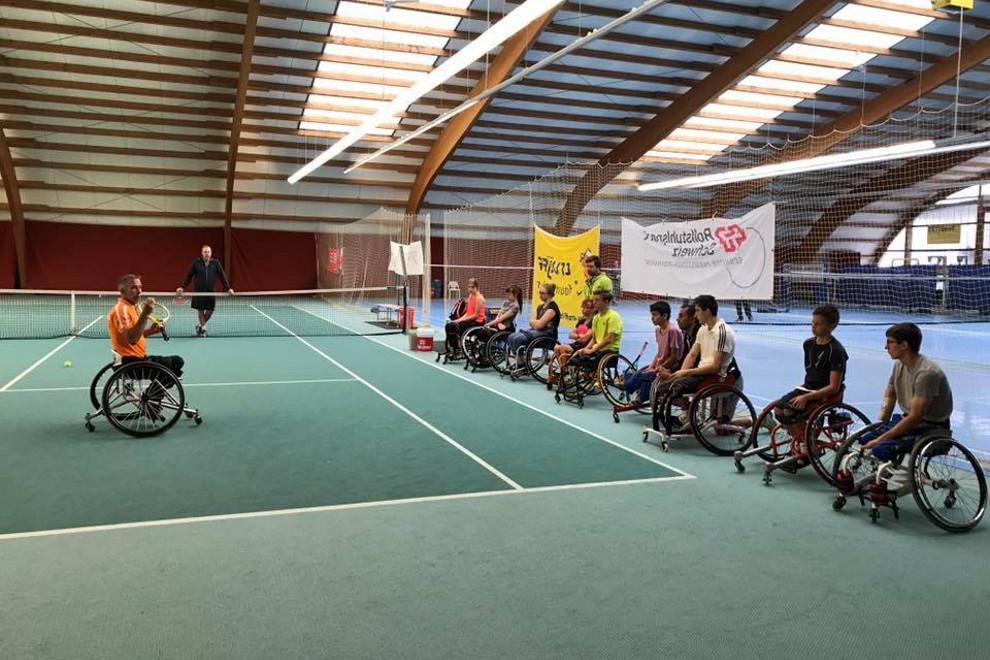 Rcv Rollstuhltennis Martina Camp Itf 3