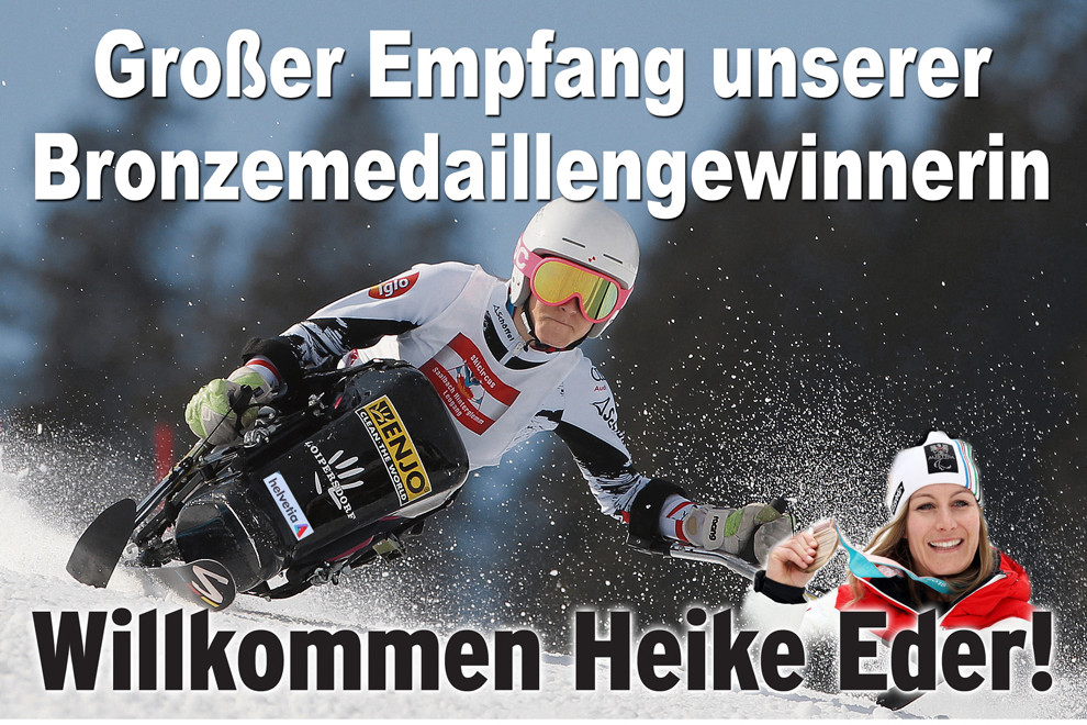 Hp Rcv Paralympics Heike Eder Empfang Altach