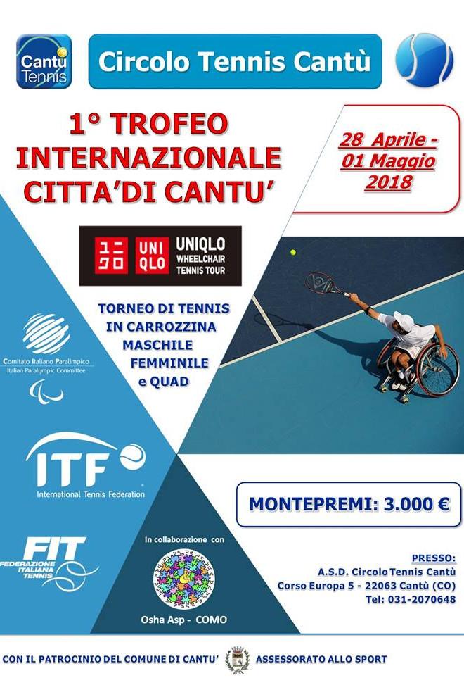 Hp Rcv Plakat Cantu Open 2018