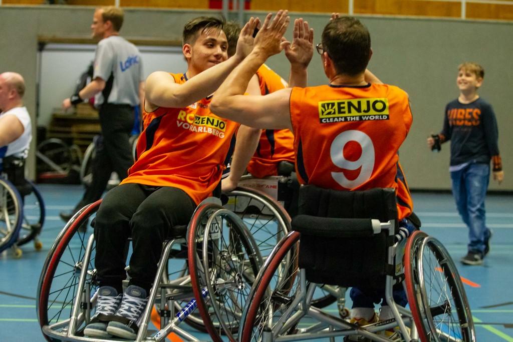 Rollstuhlbasketballturnier 2019
