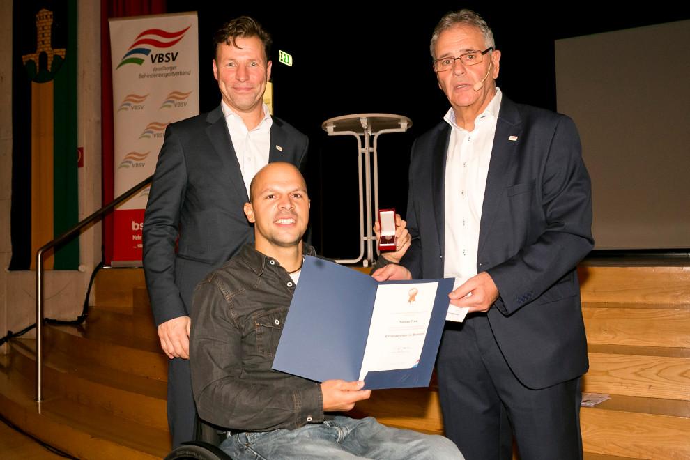 HP RCV 60 Jahre BSV Winzersaal Klaus Flax