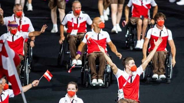 Update – Paralympics Feierlich Eröffnet